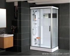 5mm clear tempered glass with shower room