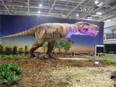 indoor animatronic dinosaur hot sales large animatronic dinosaur