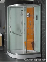 Plastic paint silver handle with shower rooms