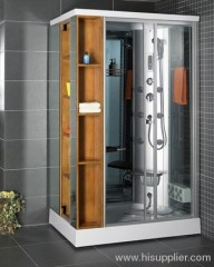 top light with shower rooms