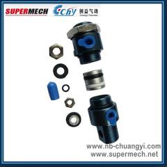 MAL Aluminum alloy mini air pneumaitc cylinder kit made in china
