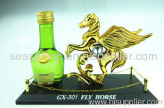 Flying horse car air freshener