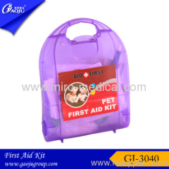 Medic first aid kit bag
