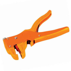 Self-Adjusting Cutter Stripper