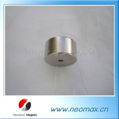 Sintered permannent NdFeB Magnet