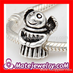 Alloy Angel Charm for bracelets