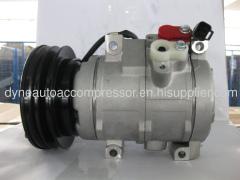 auto AC compressor 10S17C Refrigerant R134a