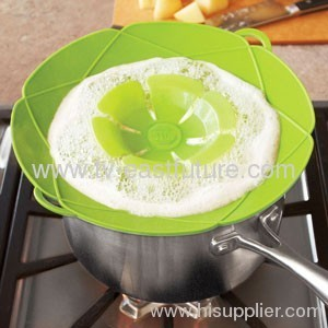 Silicone Boiling Stopper Safe Cover
