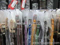 rivets pu belt leather belt