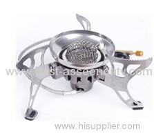 Wind stove portable box