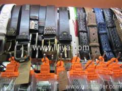 genuine crocodile leather belts