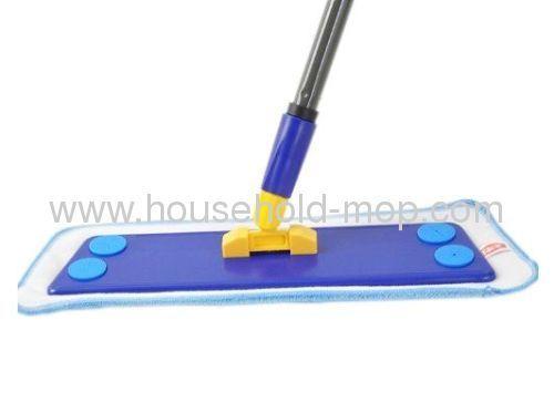 Kitchen Cleaning Microfibre Flat Floor Mop 1 X Refill