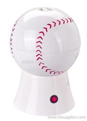 baseball hot air popcorn popper maker