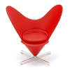 Verner Panton Heart Cone chair, living room chair, fabric chair, leisure chair, chair, dining chair