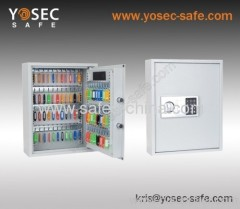Electronic key safes cabinets