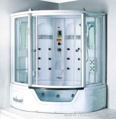 5mm clear glass shower cabin