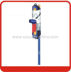 Good elasticity and hardness Rubber Floor Squeegee