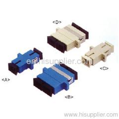 Fiber Optic SC adaptor