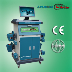 four wheel alignment equipment