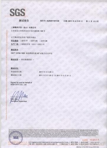 (Certificates