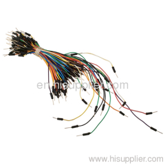 Jumper Male/Male Wire 75pc for Solderless Breadboard