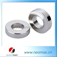 Nickle Coated Magnet Ring