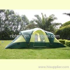 Big family tent for 8 persons