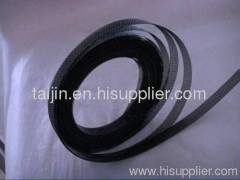 MMO Mesh Anodes For Corrosion Protection System/Titanium Mesh Ribbon/MMO Mesh Ribbon Anode/