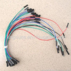 female to female jump wires