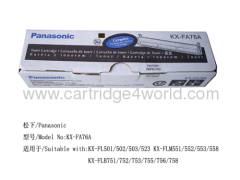 High Print Quality Low Cost Panasonic KX-FA76A toner cartridges bulk ink printer cartridges