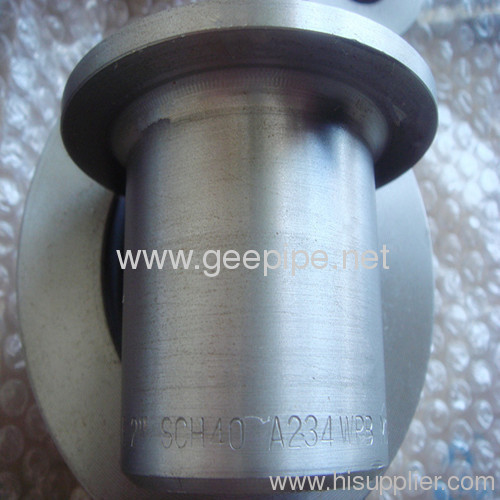 "china MSS SP-43 carbon steel pipe fitting DN 80 3"" SCH 40"