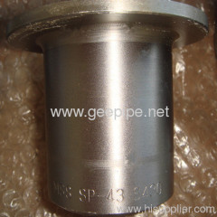China MSS SP-43 BW pipe fitting LJ stub ends DN 65 2 1/2