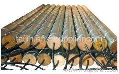 CP anodes/Anode Canisters/Impressed current anodes prepacked in a steel canister with coke breeze/CPCC canister