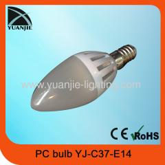 2W E14 LED2835 SMD bulb lamp