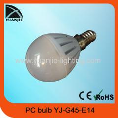E14 2W LED2835 SMD bulb lamp