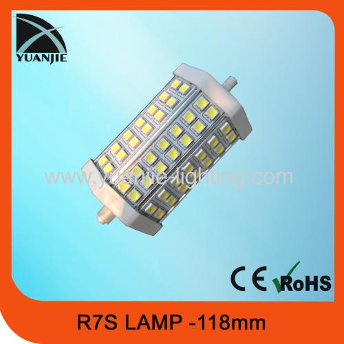 R7S-118 LED LAMP 8W 36SMD