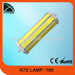 R7S-189 LED LAMP 12W COB LED