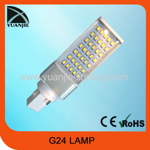 7-12W SMD LED G24 LAMP SERIES