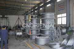 tension stringing pulling anti-twist steel wire rope