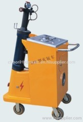 CDZ type nitrogen charging trolley