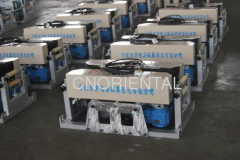 underground cable feeding equipment underground cable feeder