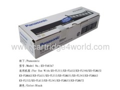Genuine Original Laser Factory Direct Exporter Panasonic KX-FA83A7 toner cartridges ink printer toner cartridges