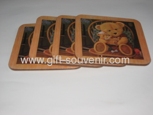 paper coaster cardboard coaster