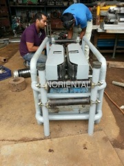 underground cable handling equipment underground cable pusher