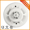EN54 certificated 2-wire conventiona fire detector with remote LED indicator output function