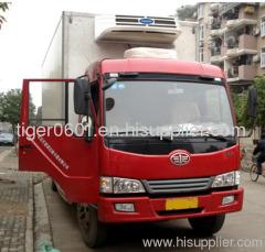 refrigerated trucks VR 660