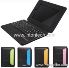 "Ultra thin Bluetooth keyboard folio case for Google Nexus 7"""