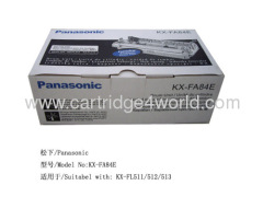 Printer toner cartridges of Panasonic KX-FA84E energy saving Efficient