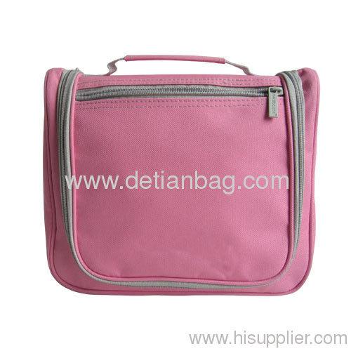 Fashionable custom design ladies hanging toiletry bag for travel ... 0154983b20