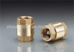 Brass check valve,check valve